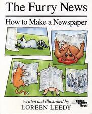 The Furry News: How to Make a Newspaper Reading Rainbow Books