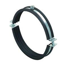 Spannbereich Bandschellen Klemme Rohrschelle mit Dichtung - von 80 bis 630 mm