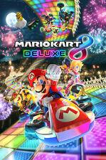 RGC Huge Poster - Mario Kart 8 Deluxe Nintendo Switch - EXT782