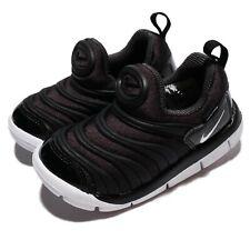 Nike Dynamo Free TD Anthracite Black Toddler Infant Baby Shoe Sneaker 343938-013