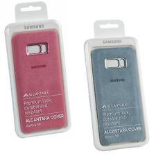 New Genuine Samsung Alcantara Suede Clip On Protective Galaxy S8+ Plus Case Cove