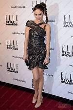 Olga Kurylenko : Ukrainian-born actress and model. Quantum of Solace