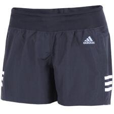 Bekleidung adidas Response Baggy Damen Running Short schwarz blau Größe 42 NEU Shorts & Radlerhosen