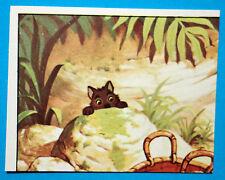 FIGURINA PANINI 1983-IL LIBRO DELLA GIUNGLA-n 18-NUOVA