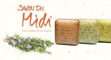 Blütenseifen Pflanzenölseifen 100g von Savon du Midi - Frankreich