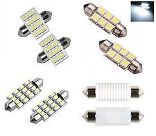 SMD LED voiture dôme intérieur licence numéro d'immatriculation plaque ampoules feston