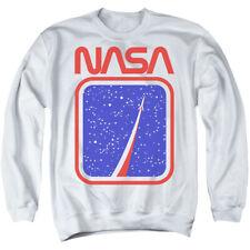 NASA Sweatshirt To The Stars White Pullover