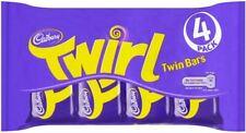 Cadbury Twirl Twin Bars (4 per pack - 136g)