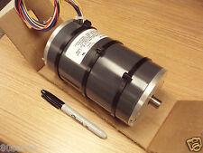 ELECTROCRAFT BRUSHLESS DC SERVO MOTOR PEAK TORQUE:725 OZ-IN MODEL#  BDC-T330-BVL