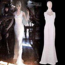 Final Fantasy XV Princess Lunafreya Cosplay Costume Party dress