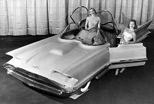 1955 Lincoln Futura Concept Car - Photo Poster