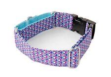 "Purple Heart Dog Collar   5/8"" - 2"" Widths Caninus Collars"