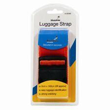Regolabile Per Valigia, Bagagli Cinghie Di Sicurezza Legare Viaggio Lucchetto