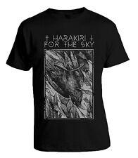 Harakiri for the Sky - Rain of Arrows Black Shirt (Ellende, Alcest, Karg)