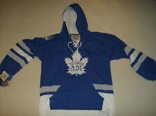 2017-18 Toronto Maple Leafs # 34 Auston Matthews 100% Stitched Jersey Hoodie