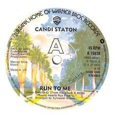 """Candi Staton - Run To Me - 7"""" Record Single"""