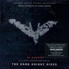 The Dark Knight Rises-original bande sonore [2012] | Hans chambre | CD NEUF