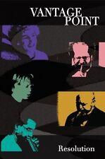 VANTAGE POINT/RESOLUTION/DVD-AUDIO, New Music