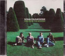CD ALBUM 11 TITRES--OCEAN COLOUR SCENE--ONE FROM THE MODERN--1999