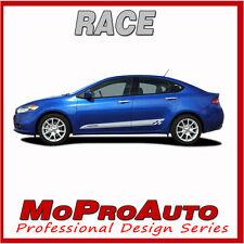2013 2014 2015 2016 Dodge Dart SXT SE GT RACE Decals Stripe 3M Pro Vinyl Series