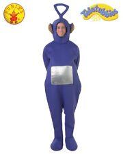 RD Unisex Mens Ladies Costume Licensed Teletubbies Tinky Winky Deluxe 880868