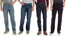 Lee Premium Select Regular Denim Blue Jeans - Men's 30x32 to 42x30 - New w/Tags!
