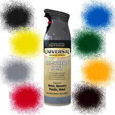 Rust-Oleum Universal Todas las superficies PINTURA SPRAY forjado metálico libre