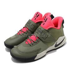 Nike LeBron Ambassador XII 12 James LBJ Green Mens Basketball Shoes BQ5436-300