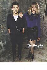 PUBLICITE  2012  THE KOOPLES Andre & Annabelle en couple depuis 3 ANS......