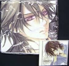 Vampire knight Bed Sheet & CD Ver. KANAME CLAN official Limited Matsuri Hino