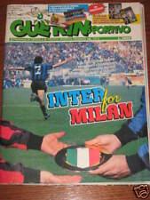 GUERIN SPORTIVO 1990/9 FILM CAMPIONATO MILAN SCUDETTO?
