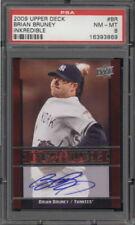PSA - Yankees Brian Bruney BR