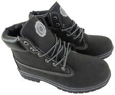 Damen Boots Winterboots Kunstleder schwarz Textilinnenfutter Größe 36-40 Neu!