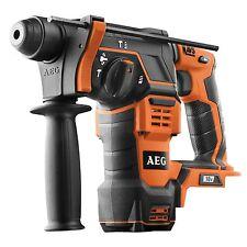 AEG 18V Li-Ion Cordless SDS rotary hammer drill - SKIN ONLY
