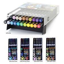 Chameleon Color Tones Pen Sets Alcohol Blending Gradient Colouring System