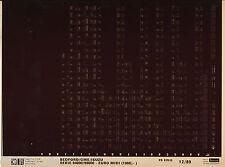 2x microfiche Bedford GME ISUZU euro Midi 1988 1/2 microfiche 12/89 9/88 voitures