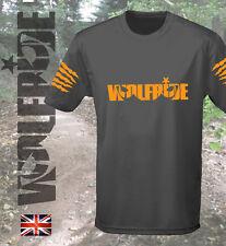 Short sleeve wicking top, mountain bike, MTB, downhill, XC - cycling, fitness