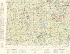 Arkansas Travel Map - Ouachita Mountains - USGS 1960 - 23 x 29.97