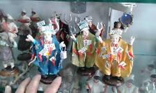 souvenir napoli scio' scio gobbo vestito 12cm TERRACOTTA PRESEPE CRIB shepherds