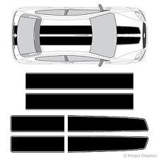 Ford Focus EZ Rally Racing Stripes 3M Vinyl Stripe Decals Graphics