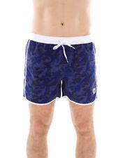 CMP Boardshort shorts de bain PANTALON BERMUDA BLAU CORDON COULISSANT Camo court