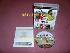 PS3 _ FIFA 12 _ Deutsche Erstausgabe TOP-Zustand _ 1000 weitere Spiele im SHOP