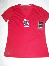 Nike DriFit Women's St Louis Cardinals Shirt NWT