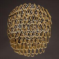Copri chignon ALLCHIGNON P1500-6, perline pendenti, pregiata manifattura