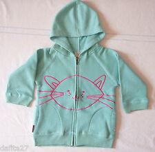 Girls Hoody Jacket Fleece To Choose Size 1,18m, 2,3,4,5,6,7 Brand New!!!