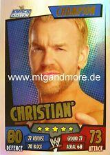 Slam attax rumble-Christian-Champion