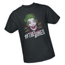 Batman Classic TV Show: #THE JOKER -- Cesar Romero -- Adult T-Shirt