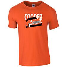 Mini Cooper Classic Mens T-Shirt