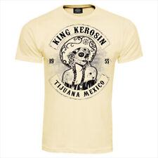 King Kerosin T-Shirt Tijuana Mexico Sugar Skull
