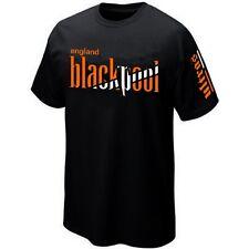 T-Shirt ULTRAS BLACKPOOL ENGLAND ANGLETERRE ultra Maillot ★★★★★★